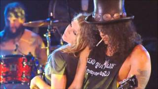 Fergie & Slash - Sweet Child O
