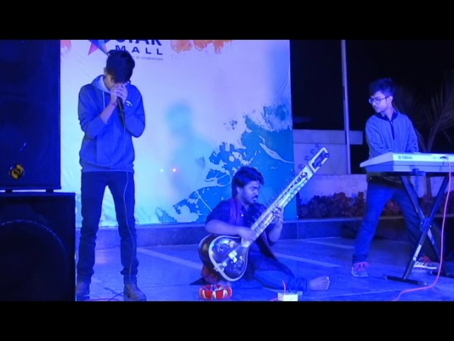 Rock Gourav Nandy | LIVE at Star Mall | CALM BLIZZARD