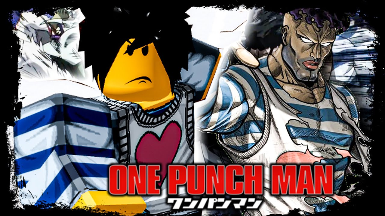 one punch man online game moved roblox New Class Puri Puri Prisoner On One Punch Man Destiny Roblox Youtube