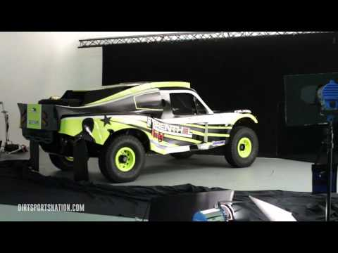 Masterpiece in Metal Brenthel Industries Dakar Racer