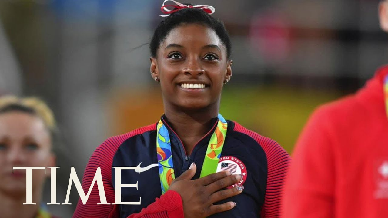 Simone Biles' 'heart aches' over brother's murder charge