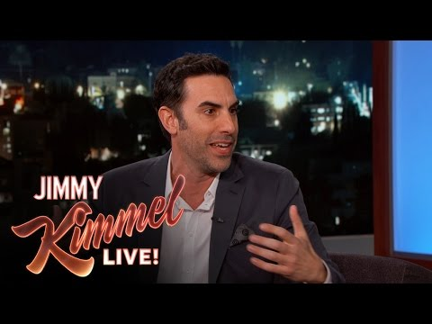 "Sacha Baron Cohen Incited a Riot While Making ""Bruno"