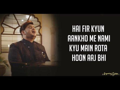 Aaj Bhi - Vishal Mishra (Lyrics)   By VYRLOriginals