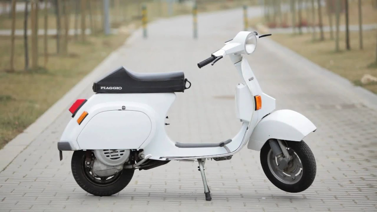 vespa pk 50 s 1982 youtube