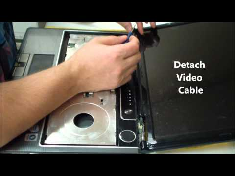 Asus M50V/G60VX AC DC Power Jack Repair