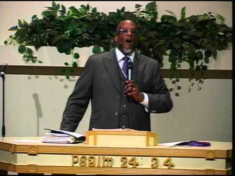 Saved For Service - 9.6.15 - West Jacksonville COGIC - Bishop Gary L. Hall Sr.