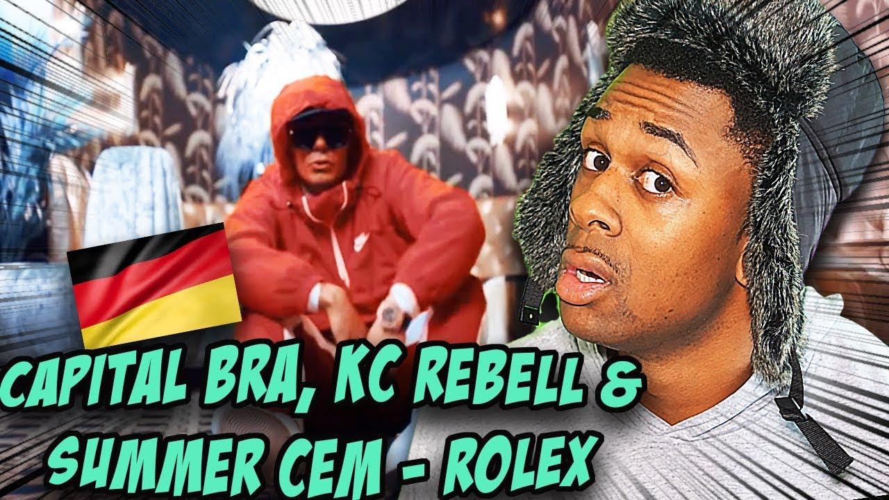 Capital Bra, KC Rebell & Summer Cem Rolex · ImmerFresh