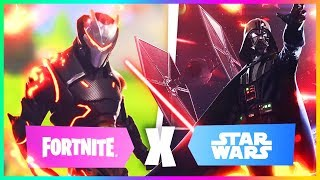 STAR WARS IN FORTNITE? NEW MODE + GIVEAWAY'A RESULTS-Fortnite Battle Royale