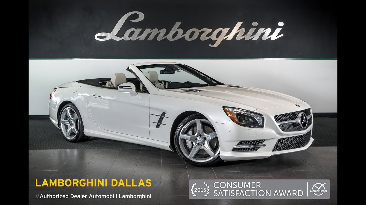 2013 mercedes benz sl550 convertible gloss white lt0802 for Mercedes benz sl550 for sale