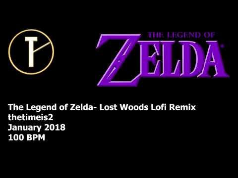 The Legend of Zelda -Lost Woods Lofi Remix