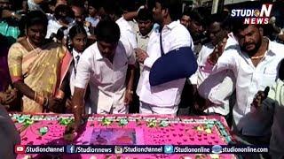 Deputy Mayor Baba Fasi Uddin Celebrates CM KCR Birthday Celebrations | Hyderabad | Studio N