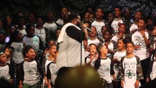 Genesis Youth Explosion Choir  Trouble dont last always Featuring Kevin Lemons