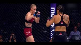 UFC 224: Amanda Nunes vs Raquel Pennington (Highlightsᴴᴰ)
