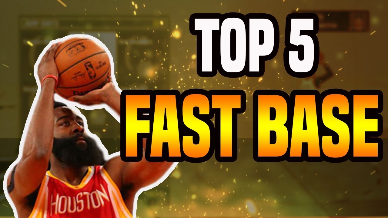 Top 5 Fastest Base For All Shooting Builds In NBA 2k19! 2k19 Base Tutorial