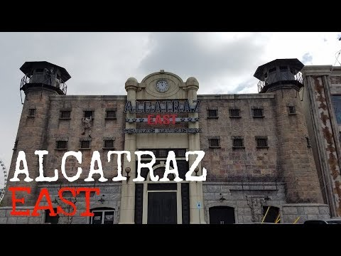Alcatraz East Crime Museum 👤 Pigeon Forge Tennessee