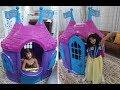 Prensesler Şatoyu paylaşamıyorlar.Pamuk prenses, Sindirella, Elena, Güneş Kraliçesi, Prenses Sofia