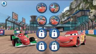 Disney Cars.Rayo McQueen Puzzles para Niños