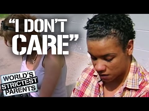 Mom Catches Teens Smoking! | World's Strictest Parents