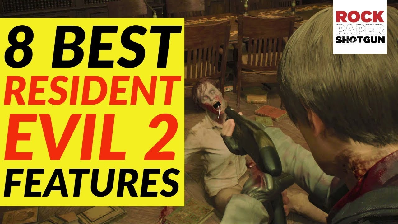 Hands-on with the Resident Evil 2 remake   Rock Paper Shotgun