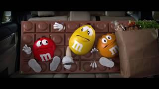 Bad Passengers - M&M's - Super Bowl Advert