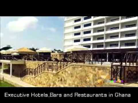 Executive Hotels,bars and Restaurants in Ghana