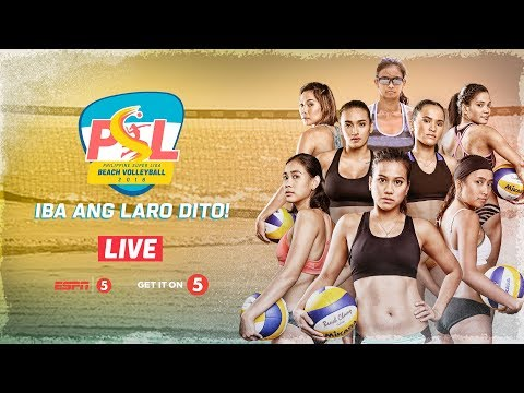 LIVE: PSL Beach Volleyball Challenge Cup 2018 - Day 2