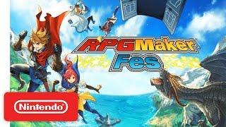 RPG Maker Fes – Nintendo 3DS Trailer
