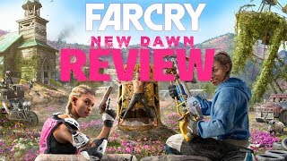 Far Cry New Dawn Review - Stop and Smell the Familiar Apocalypse (Video Game Video Review)