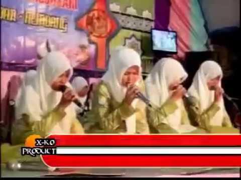 Full Album Sholawat Muhasabatul Qolbi Terbaik - Edisi Tamu Kehormatan Festival Sholawat Al Banjari
