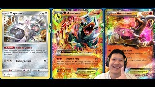 Easy 1HKO MEGA HOUNDOOM Deck, How Magearna GREATLY Improves MEGA POKEMON