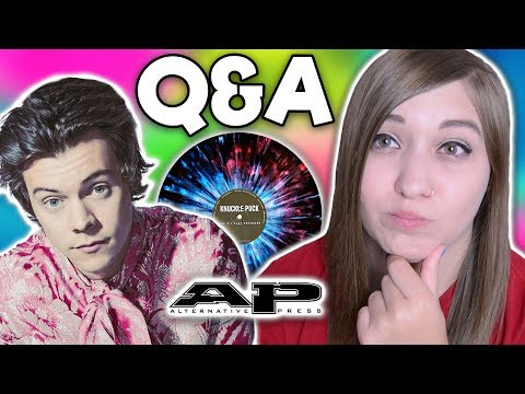 JUNE 2017 Q&A (Harry Styles, Pet Peeves, Downfall of Music Journalism)