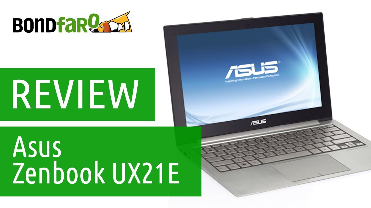 Asus Zenbook UX21E SecureDelete Windows 7 64-BIT