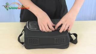 Nintendo Wii Carry Bag Black - dinodirect - dinodirect