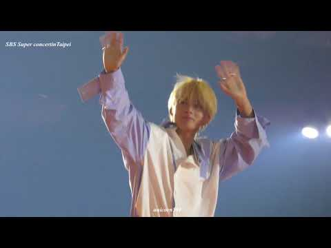 180707 BTS closingSBS Super concert in Taipei