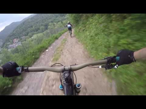 day 1 Adventure Riding with Phil Crombie in Andorra