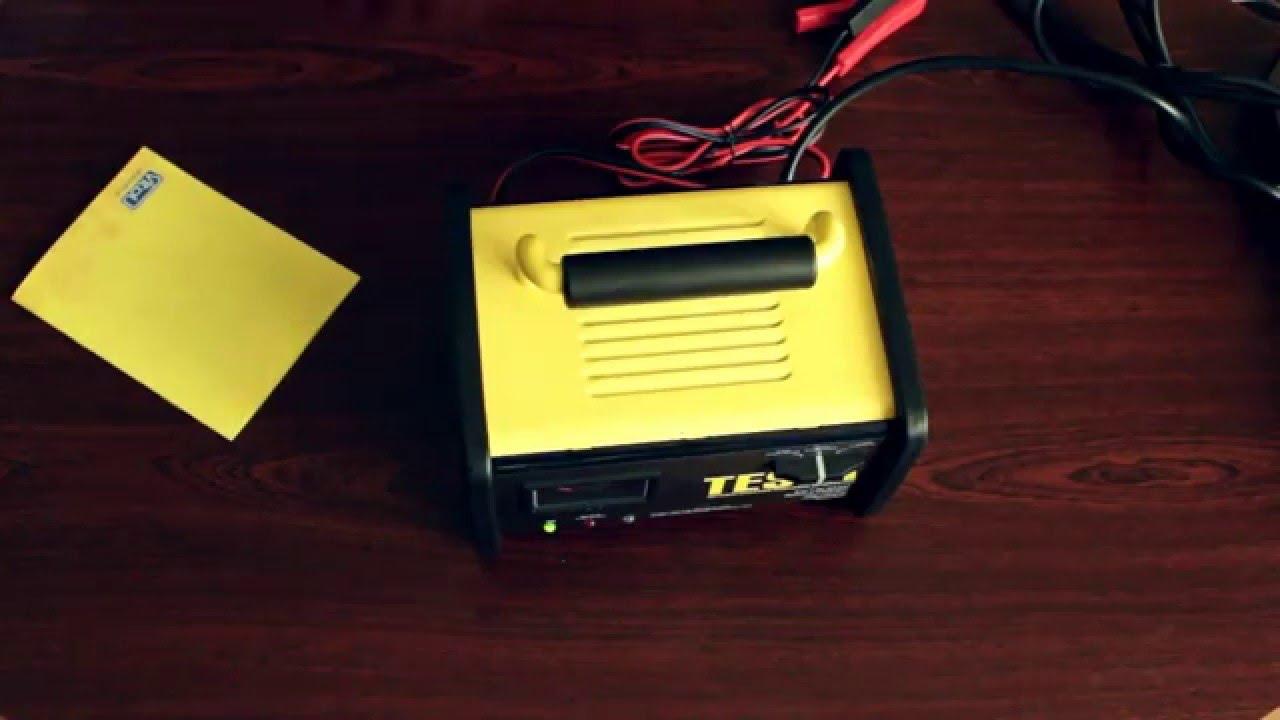 зарядное устройство tesla