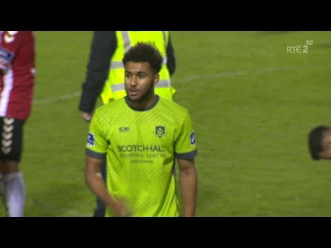 Derry City 2-1 Drogheda United - Relegated - 29th Sept 2017