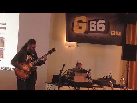 Dutch AxeFest 2016 Fractal Audio AX8 Solo guitar clip
