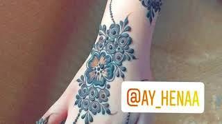 Mehndi Designs Back Side | Back Hand Mehndi Designs 2019 | New Mehndi Design 2019 Simple