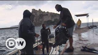 Napolili balıkçılar balık kar etmeyince arkeoloğa dönüştü - DW Türkçe