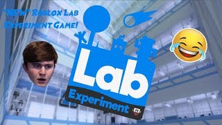TRY NOT TO DIE! - Roblox Lab Experiment Gameplay