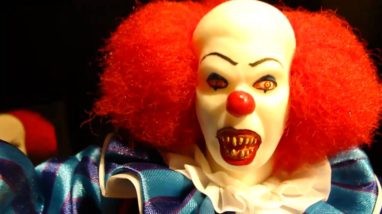 Stephen Kings It Pennywise The Dancing Clown Custom 1 6 Figure By Betomatali You