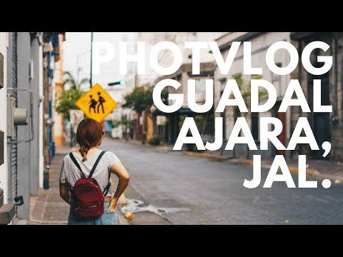 VISITANDO GUADALAJARA JALISCO/ PHOTOVLOG.