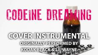 codeine dreaming kodak black lyrics