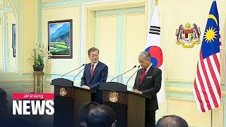 S. Korea-Malaysia ties to provide opportunities for technology development and adapting Hallyu