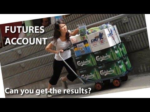 Futures Account on the Emini S&P