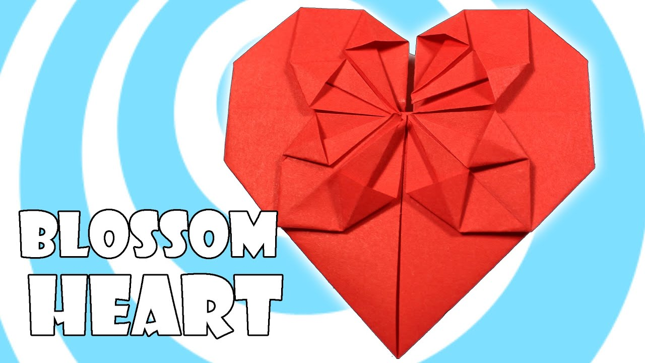 Origami Heart Instructions from Origami (Paper Folding) category ... | 720x1280