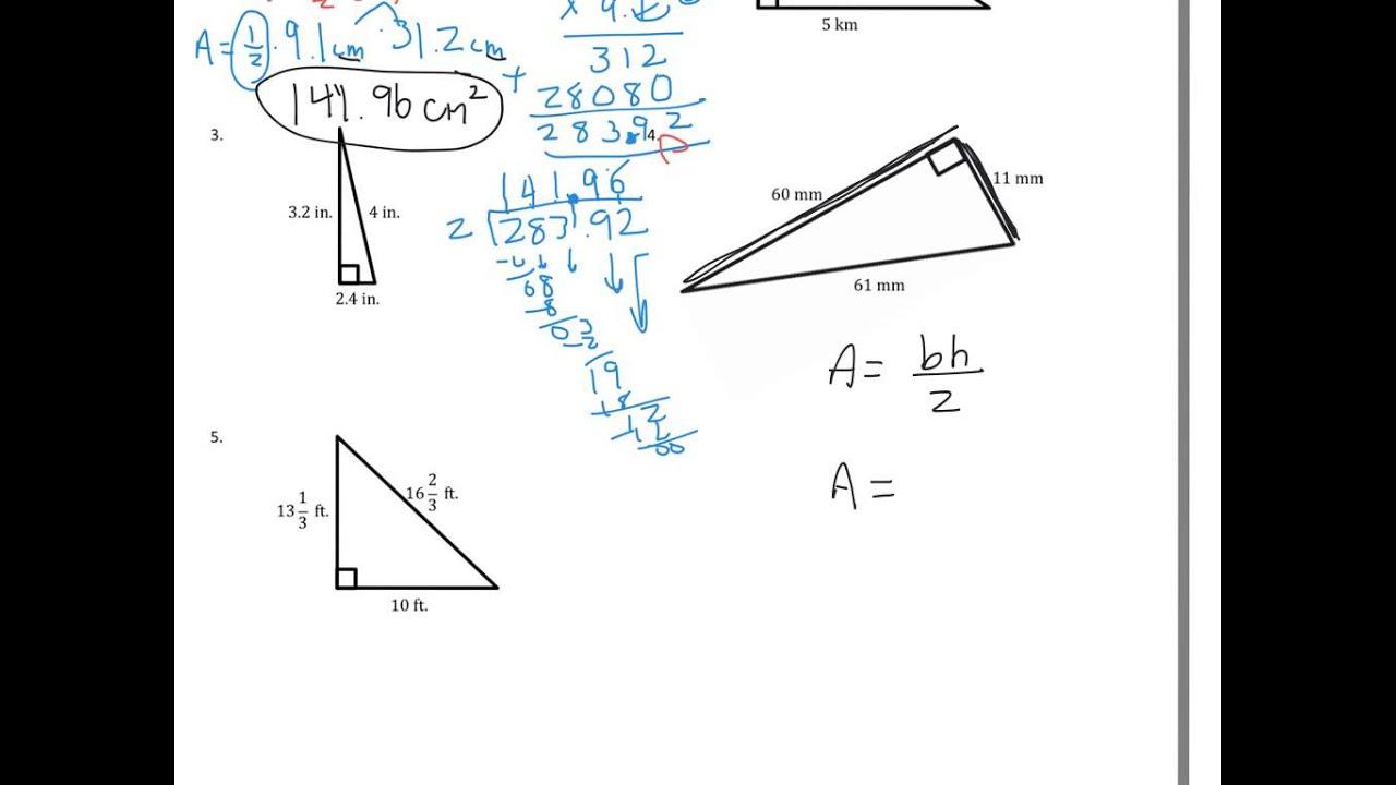 Grade 6 Module 5 Lesson 2 Problem Set