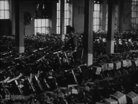 How a Bicycle is Made (1945)