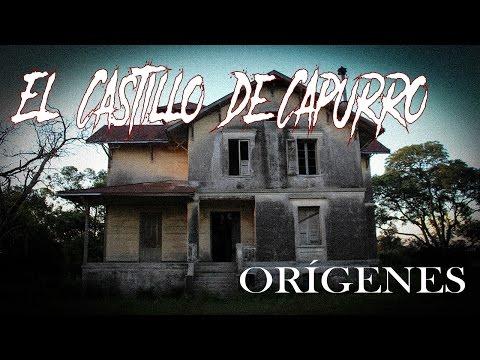 """El """"Castillo"""" de Capurro."""